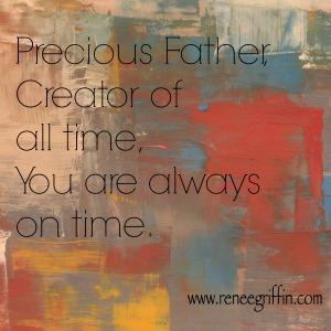 Precious Father
