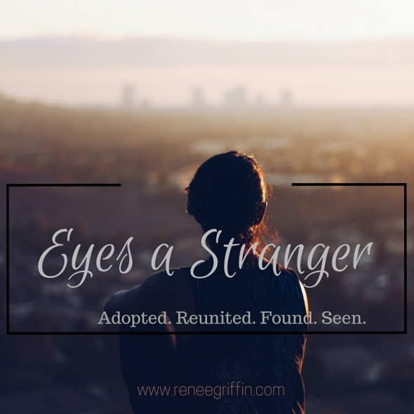 Eyesof astranger