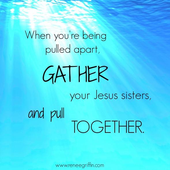 Jesus sisters gather
