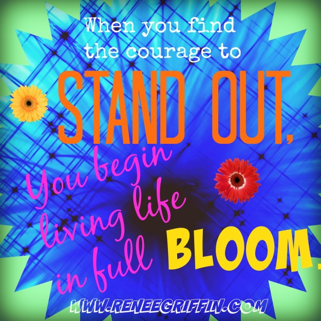 STAND OUT FULL BLOOM