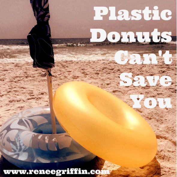 plastic donuts can't save you