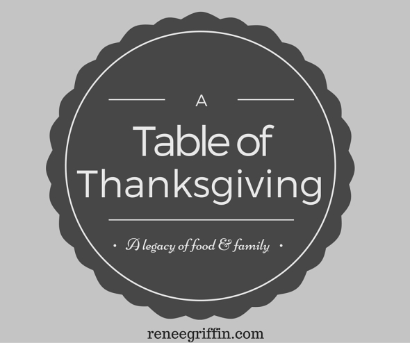 Table of Thanksgiving series symbol